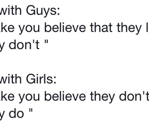 girls, guys, and problems image