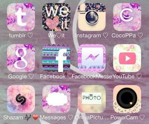 iphone and cocoppa image