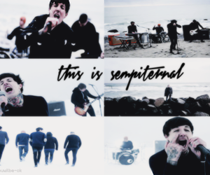 bands, bmth, and sempiternal image