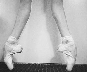 ballet, dance, and practice image