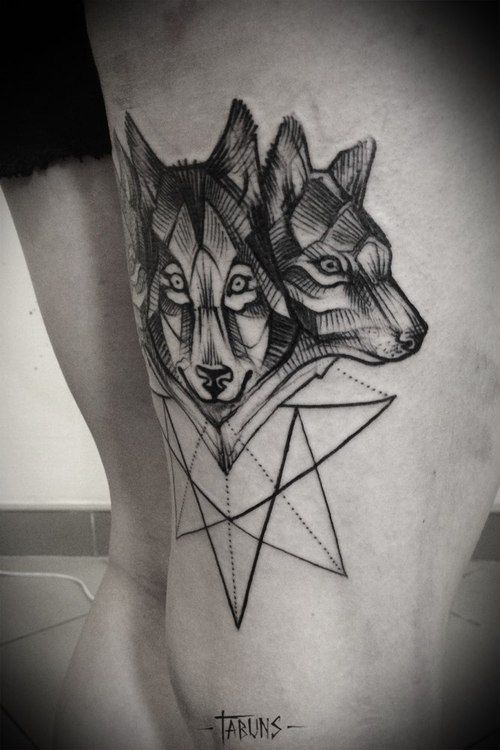 55 Images About Tattoos On We Heart It See More About Tattoo Deer