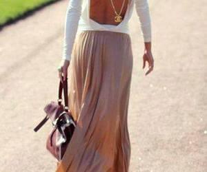 fashion, chanel, and dress image