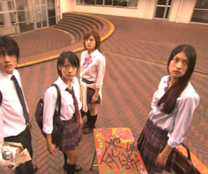 boy, girls, and japan image