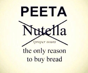 nutella, catching fire, and quotes image
