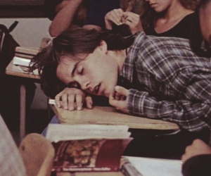 jared leto, school, and my so called life image