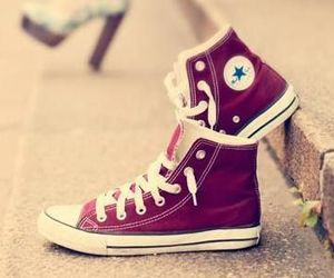 all star and shoes image