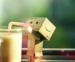 danbo and drink image