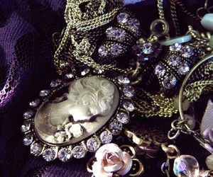 jewellery and rose image