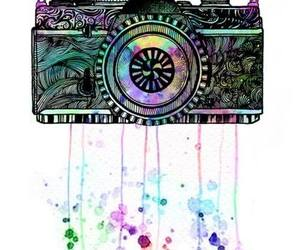 camera, colors, and art image
