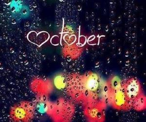 october and love image
