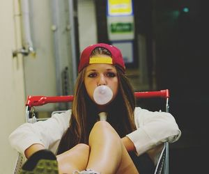 girl, swag, and hipster image