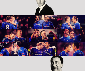 Chelsea FC, Frank Lampard, and john terry image