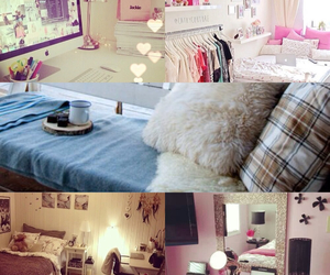 bedroom, cosy, and dream room image