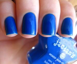 azul, blue, and esmalte image