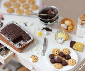 cake, miniature, and cute image