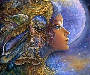 josephine wall, art, and fantasy image