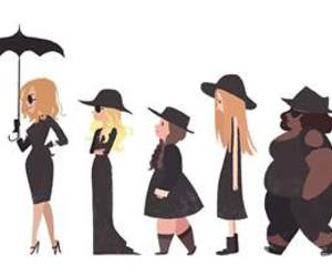 Witches, american horror story, and ahs image
