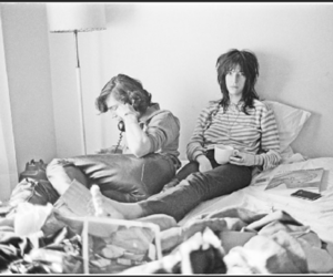 Patti Smith and judy linn image