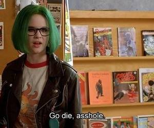 ghost world, die, and asshole image