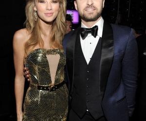 Taylor Swift and justin timberlake image