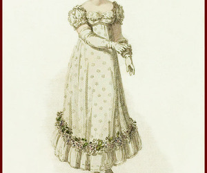 1800s, 19th century, and empire waist image