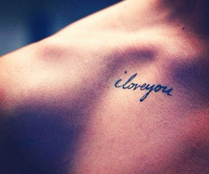 pretty, simple, and simple tattoo image