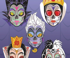 art, day of the dead, and disney image