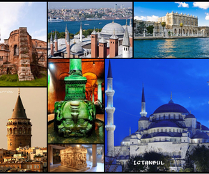 heritage, istanbul, and scenery image