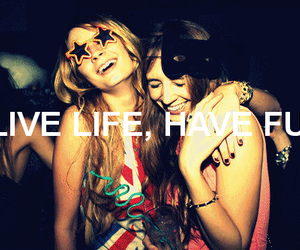 fun, life, and party image