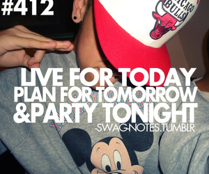 party, swag, and live image