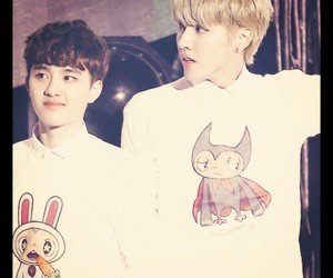 exo, kris, and otp image