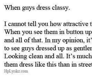 classy, boy, and guy image