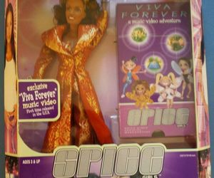 90s, spice girls, and scary spice image