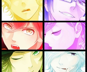 diabolik lovers, anime, and subaru sakamaki image