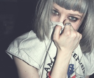 Alice Glass, grunge, and Crystal Castles image