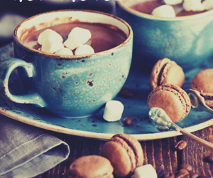chocolate and hot ​chocolate image