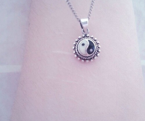 goth, grunge, and necklace image