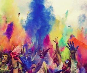color, happy, and people image