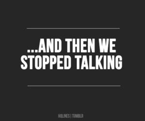 quote, talk, and talking image