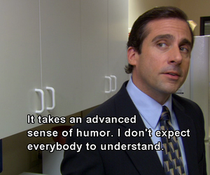 humor and the office image