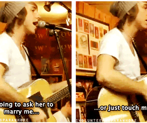 alex gaskarth, all time low, and ask image