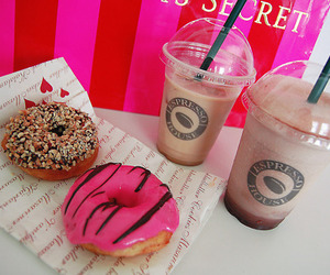awesome, donuts, and girls image