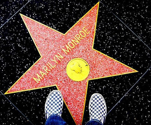 hollywood and Marilyn Monroe image