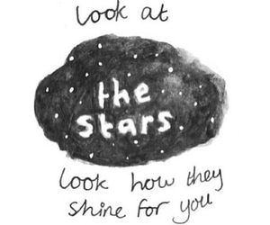 quote, saying, and stars image