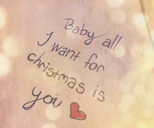 christmas, i want, and sparkles image