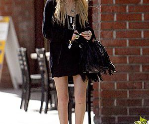 mary-kate olsen, skinny, and thin image