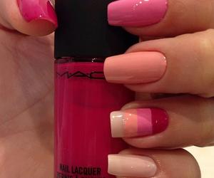 girly, mac, and pink image