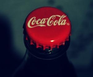 coca-cola, coca cola, and drink image