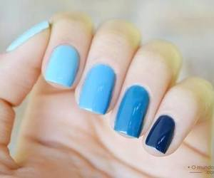 blues, nice, and nails image