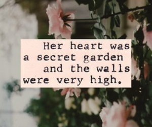 garden, life, and love image